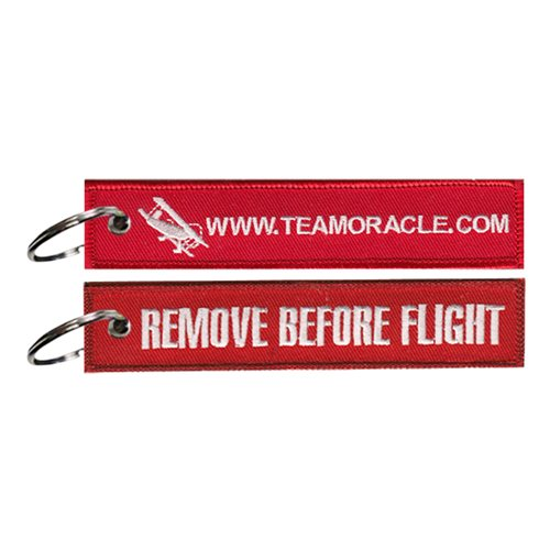 Team Oracle Air Show Patches Custom Patches
