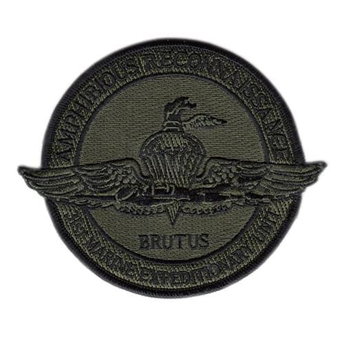 31 MEU Amphibious Recon USMC Custom Patches