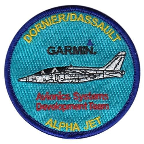 Alpha Jet Patches Aircraft Custom Patches