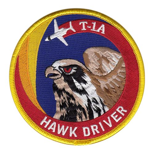 T-1A Aircraft Custom Patches