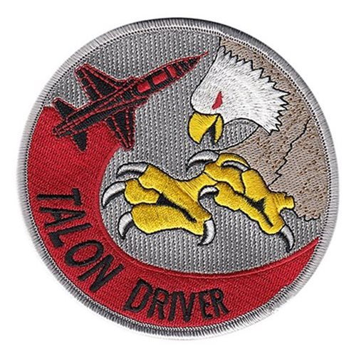 T-38 Patches Aircraft Custom Patches