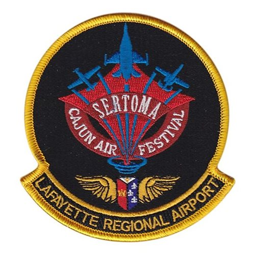 Air Show Patches Custom Patches