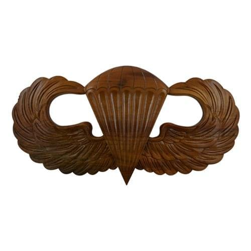 Military Wings and Badge Plaques Wooden Plaques