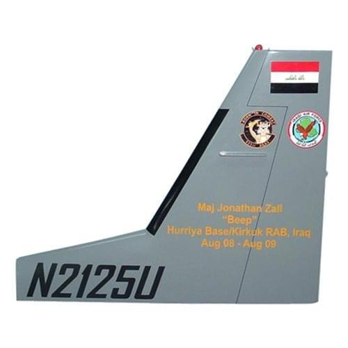 AC-208 Combat Caravan Fighter / Attack Tail Flashes