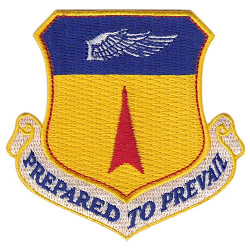 Andersen AFB, Guam U.S. Air Force Custom Patches