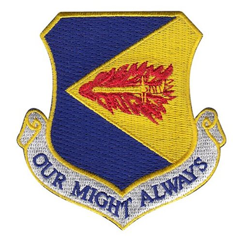 Davis-Monthan AFB U.S. Air Force Custom Patches
