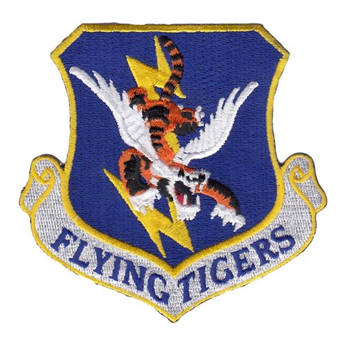 Moody AFB, GA U.S. Air Force Custom Patches