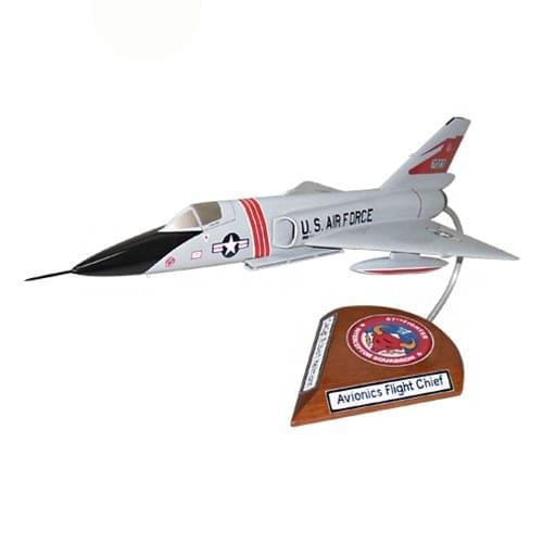 F-106 Delta Dart Fighter Aircraft Models