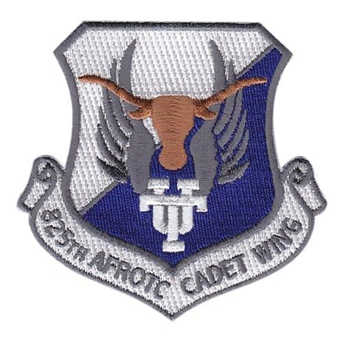 AFROTC Det 825 University of Texas Air Force ROTC ROTC and College Patches Custom Patches