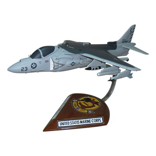AV-8B Harrier Attack Aircraft Models