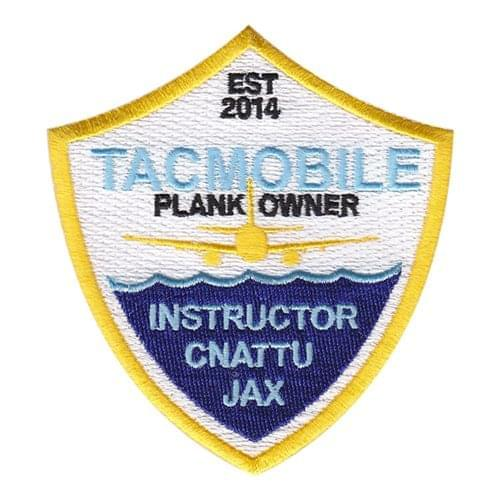 TacMobile NAS Jacksonville U.S. Navy Custom Patches