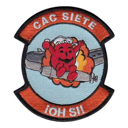 VP-4 MCB Hawaii USMC Custom Patches