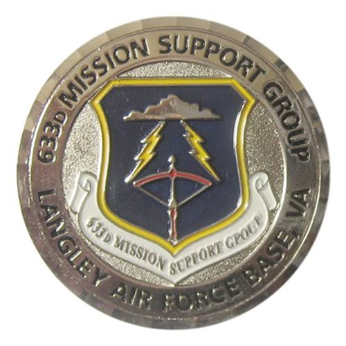 JBLE Challenge Coins