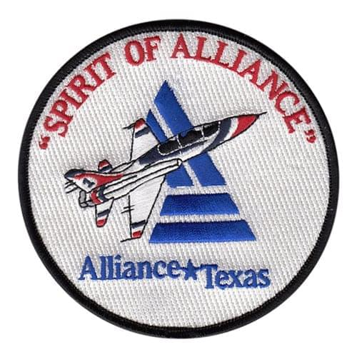 Spirit of Alliance Corporate Custom Patches