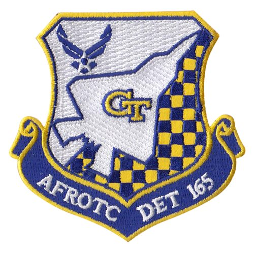 College, ROTC, Academy Patches Custom Patches