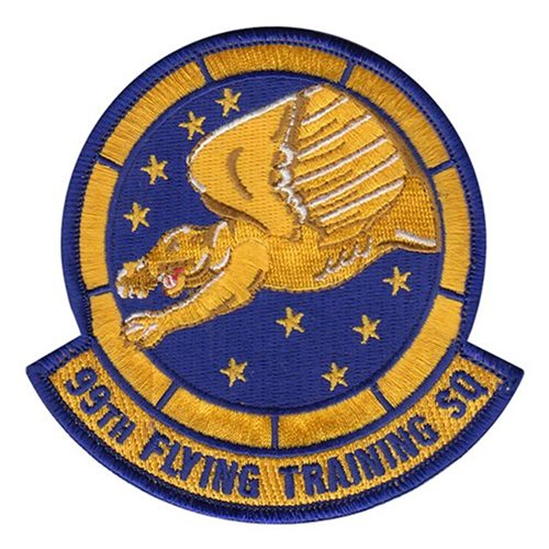 99 FTS Randolph AFB U.S. Air Force Custom Patches