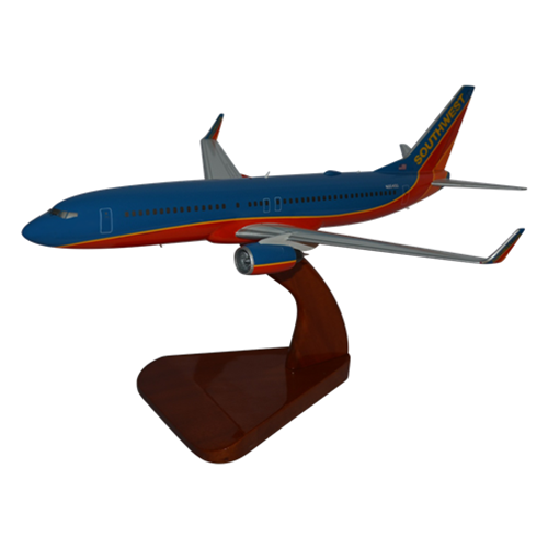 Southwest Airlines Commercial Aviation Aircraft Models