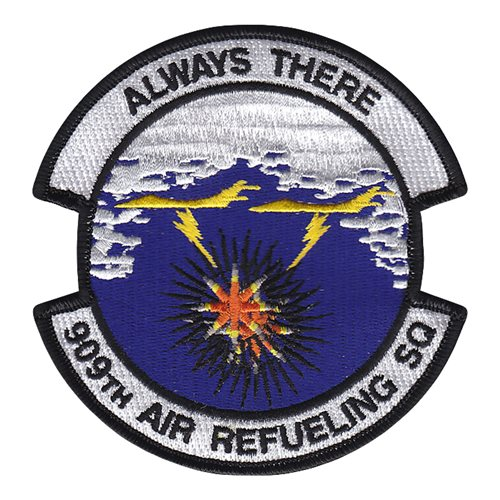 909 ARS Kadena AB, Japan U.S. Air Force Custom Patches