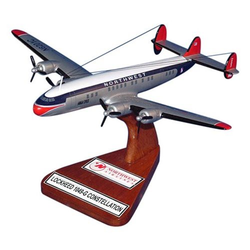 Northwest Airlines Commercial Aviation Aircraft Models