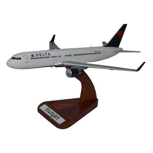 Delta Airlines Commercial Aviation Aircraft Models