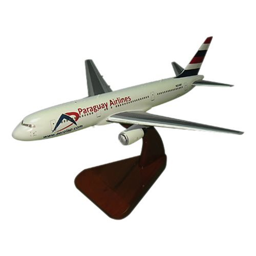 Paraguay Airlines Commercial Aviation Aircraft Models