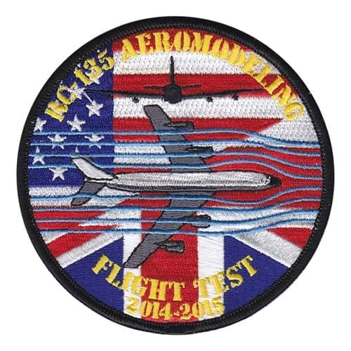 645 AESS Wright-Patterson AFB U.S. Air Force Custom Patches