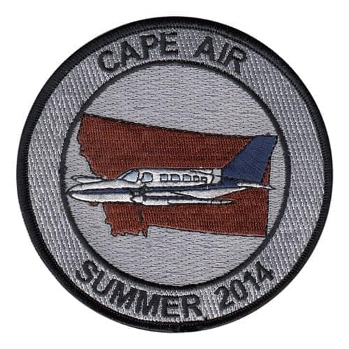 Cape Air Civilian Custom Patches