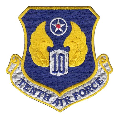 Numbered Air Forces U.S. Air Force Custom Patches