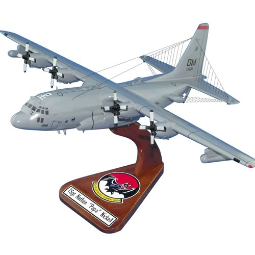 EC-130H Compass Call Electronic Combat Aircraft Models