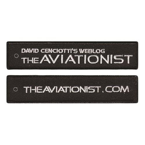 The Aviationist Blog Civilian Custom Patches