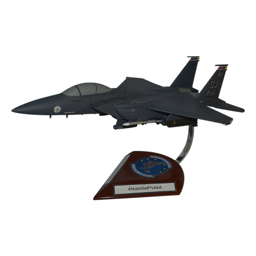 F-15E Fighter Aircraft Models