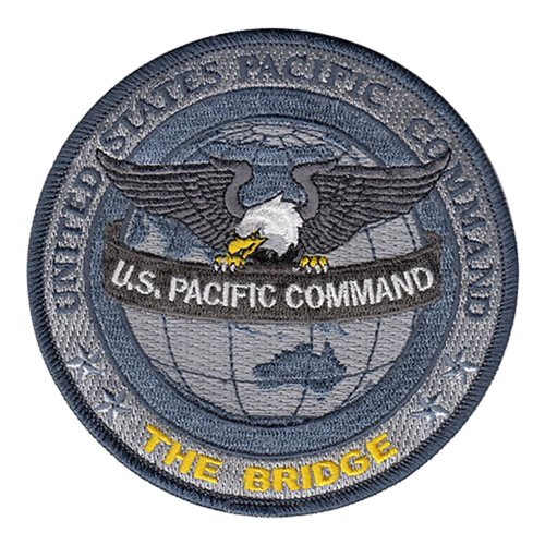 USPACOM Combatant Commands Department of Defense Custom Patches