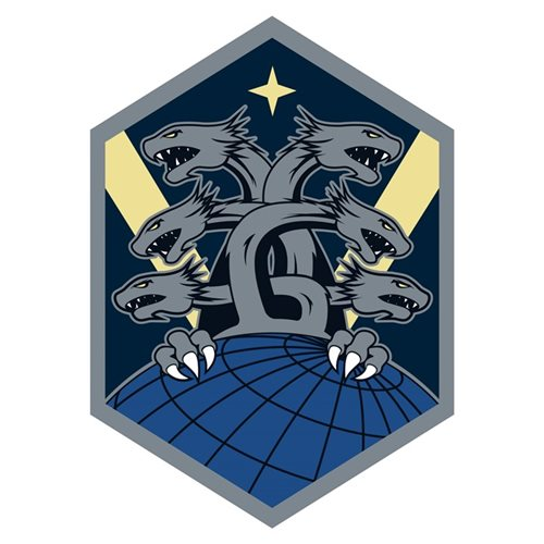 Peterson AFB U.S. Air Force Custom Patches