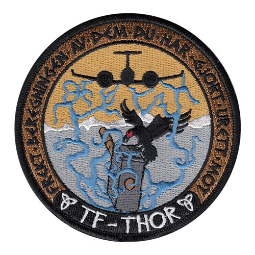 JTF THOR and ODIN International Custom Patches