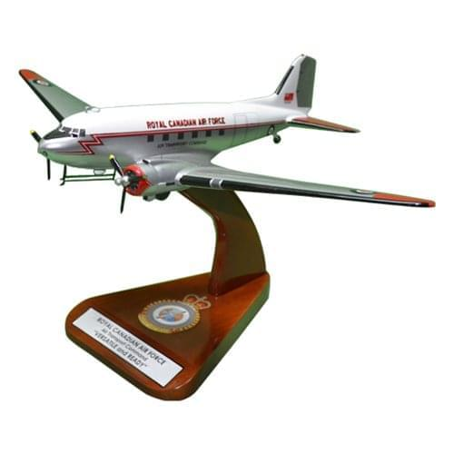 C-47 Skytrain Tanker or Airlift Aircraft Models