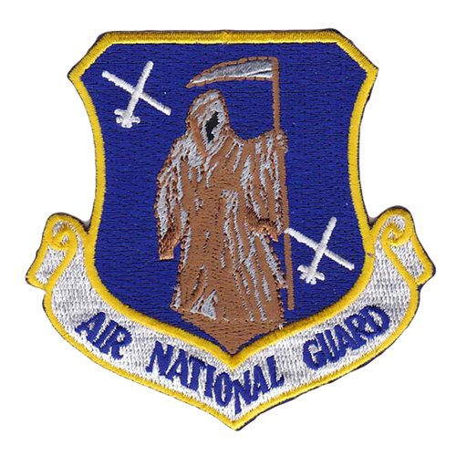 119 WG Air National Guard U.S. Air Force Custom Patches