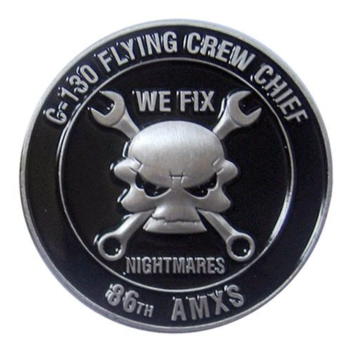 Ramstein AB Challenge Coins