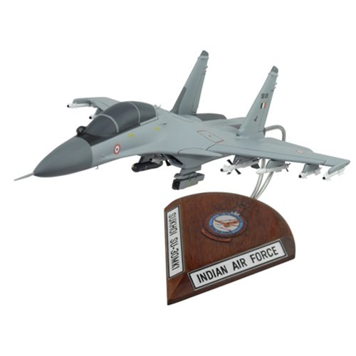 SU-30 Flanker Fighter Aircraft Models