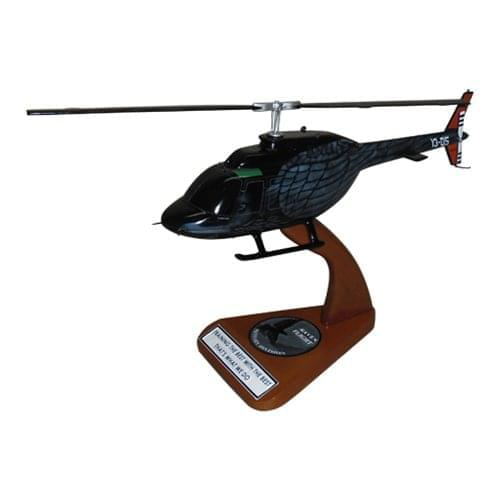 TH-67 Creek Helicopter Aircraft Models