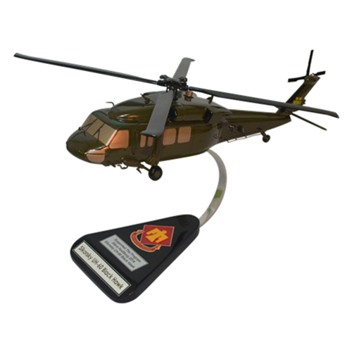 UH-60 Blackhawk Helicopter Aircraft Models