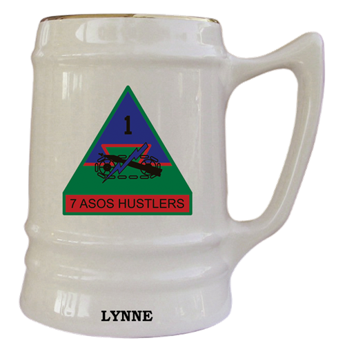 Fort Bliss Squadron Mugs