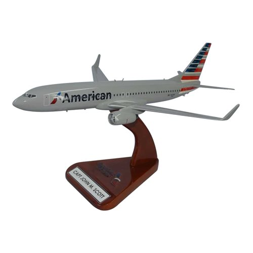 American Airlines Commercial Aviation Aircraft Models