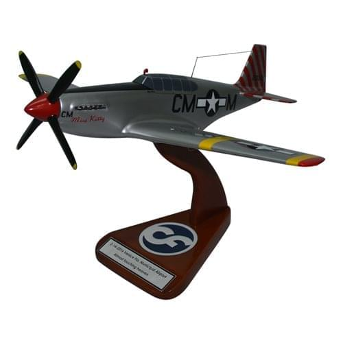 P-51C Mustang P-51 Mustang Fighter Aircraft Models