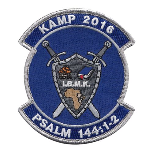IBMK Civilian Custom Patches