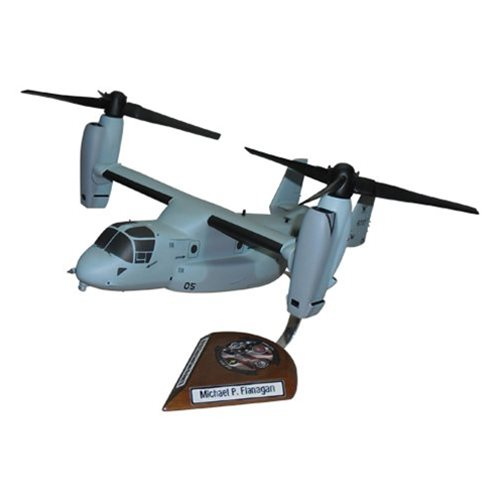 MV-22 Osprey Helicopter Aircraft Models