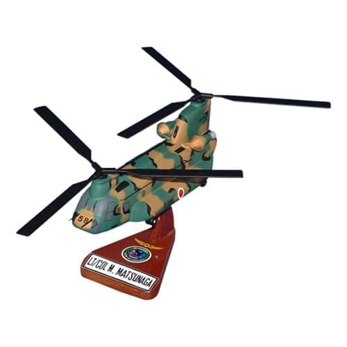 CH-47 Chinook Helicopter Aircraft Models