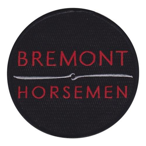 Bremont Horsemen Air Show Patches Custom Patches