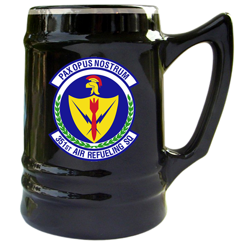 RAF Mildenhall USAFE-AFAFRICA Squadron Mugs