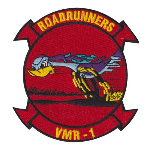 VMR-1 USMC Custom Patches
