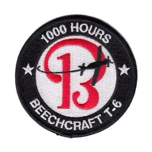 Beechcraft Civilian Custom Patches